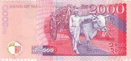 MAURITIUS P. 55 2000 R 1999 UNC - Maurice