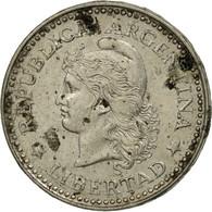 Monnaie, Argentine, 5 Centavos, 1957, TTB, Copper-Nickel Clad Steel, KM:53 - Argentine