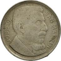 Monnaie, Argentine, 10 Centavos, 1953, TTB, Nickel Clad Steel, KM:47a - Argentine