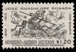 Mexico 1963 Jose Pasada Unmounted Mint. - Mexico