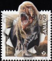 CANADA - Scott #2824 Tyrannosaurus Rex / Used - Stamps