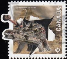 CANADA - Scott #2827 Euoplocephalus Tutus / Used - Stamps