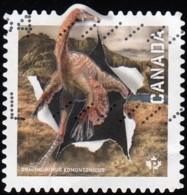 CANADA - Scott #2828 Ornithomimus Edmontonicus (*) / Used - Stamps