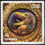 CANADA - Scott #2924 Troodon Inequalis Dinosaur / Used - Stamps