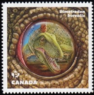 CANADA - Scott #2926 Dimetrodon Borealis Dinosaur / Used - Stamps