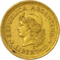 Monnaie, Argentine, 10 Centavos, 1974, TTB, Aluminum-Bronze, KM:66 - Argentine