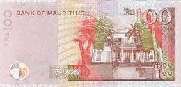 MAURITIUS P. 56f 100 R 2017 UNC - Maurice