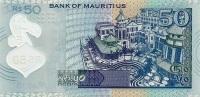MAURITIUS P. 65 50 R 2013 UNC - Mauritius