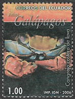 Ecuador 2006 Galapagos Fauna $1 Good/fine Used [38/31423/ND] - Ecuador