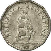 Monnaie, Argentine, 5 Pesos, 1965, TTB, Nickel Clad Steel, KM:59 - Argentine