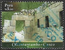 Peru 2010 Ollantaytambo-Cusco 5s Good/fine Used [38/31425/ND] - Peru
