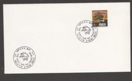 1981  12th UPU Day Commemorative Cover Unaddressed - Special Cancel - Malta