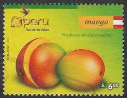 Peru SG2479 2007 Exports 6s Good/fine Used [38/31428/4D] - Peru