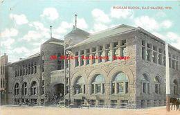 214835-Wisconsin, Eau Claire, Ingram Block Building, K-Win & Co No 1 - Eau Claire
