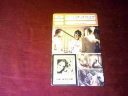 Fiches De Monsieur Cinema °  REFLETS  DANS UN OEIL D'OR  ELISABETH TAYLOR ET MARLON BRANDO 1967 - Merchandising