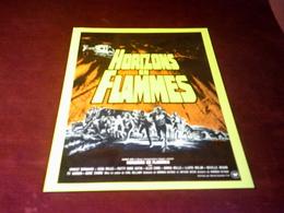 CINEMA  PLV  °° HORIZON EN FLAMMES 24 X30 - Cinema Advertisement