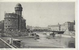 AK 0047  Wien - Urania Um 1920-30 - Wien Mitte