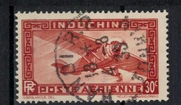 INDOCHINE          N°  YVERT   PA 7     OBLITERE       ( O   2/45 ) - Indochina (1889-1945)
