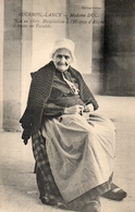 CPA - 71 - BOURBON-LANCY - Madame DUC - Née En 1807 - Hospitalisée à L'Hospice D'Aligre à Toutes Ses Facultés - France