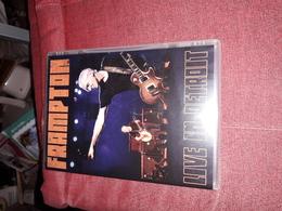Dvd  Peter Frampton Live In Detroit  Zone Americaine Ne Passe Pas En Zone 2 - Concert Et Musique