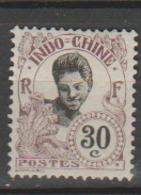 INDOCHINE      N°  YVERT  :   49    NEUF AVEC  CHARNIERES      (  CH 46   ) - Indochina (1889-1945)