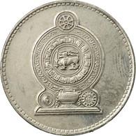 Monnaie, Sri Lanka, 2 Rupees, 1984, TTB, Copper-nickel, KM:147 - Sri Lanka