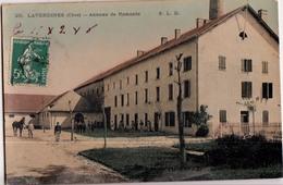 LAVERDINES-ANNEXE DE REMONTE - France