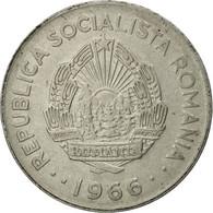 Monnaie, Roumanie, Leu, 1966, TTB, Nickel Clad Steel, KM:95 - Roumanie
