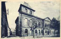 PAMIERS  Tribunal Et Collège De Garcons RV - Pamiers