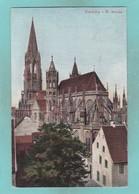 Old Post Card Of Munster,Freiburg, Baden-Württemberg, Germany,S61. - Freiburg I. Br.