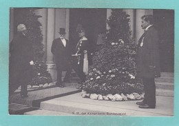 Old Post Card Of Kaiser Wilhelm Ll In Bern,S61. - Freiburg I. Br.