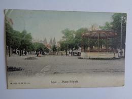 Spa - Place Royale - Spa