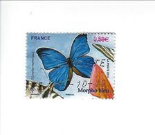 Série Nature Les Papillons 4497 Oblitéré 2010 - France