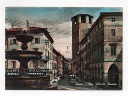 Udine - Via Vittorio Veneto - Viaggiata Nel 1959 - (FDC12286) - Udine