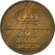 Monnaie, Suède, Gustaf VI, Ore, 1963, TTB, Bronze, KM:820 - Suède
