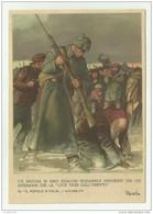 FRANCHIGIA MILITARE ILLUSTRATA BOCCASILE - FG - Künstlerkarten