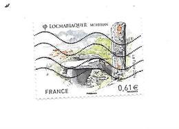 Série Touristique Locmariaquer 4882 2014 Oblitéré - France