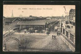 CPA Paris, Marché Aux Chevaux, Chevauxmarkt - France