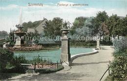 43328832 Szamotuly_Szamotul Plantacye E Wodotryskiem Parkanlagen - Pologne