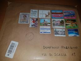 2014-Frontespizio Di Raccomandata - 1946-.. République