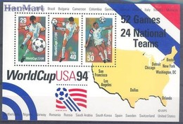 USA 1994 Mi Bl 33 MNH ( ZS1 USAbl33 ) - Verenigde Staten