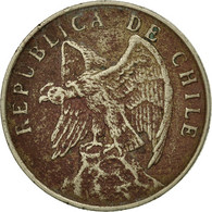 Monnaie, Chile, 50 Centavos, 1975, TB, Copper-nickel, KM:206 - Chili