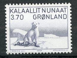 Groenland, Yvert 135, Scott 117, MNH - Neufs