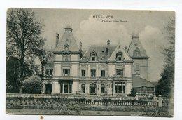 CPA  Belgique : MESSANCY  Le Château Tesch  VOIR   DESCRIPTIF  §§§ - Messancy