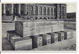 DT- Reich (001911) Propagandakarte München, Kriegerdenkmal Vor Dem Armeemuseum Gelaufen Mit SST Am 10.5.1939 - Deutschland