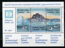Groenland, Yvert BF1, Scott 175, MNH - Blocs