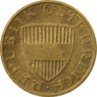 Monnaie, Autriche, 50 Groschen, 1968, TTB, Aluminum-Bronze, KM:2885 - Autriche