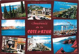 Souvenir De La COTE D'AZUR - Souvenir De...