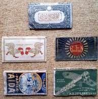 Turkey,Ottoman,Russia, 5 Items,PAPER OF CIGARETTES, #1914 ,F.. - Cigarette Holders
