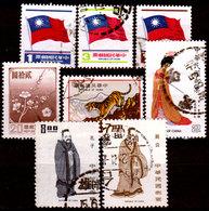 Taiwan-0083 - Valori Emessi Dal 1971 - Senza Difetti Occulti. - Taiwan (Formosa)